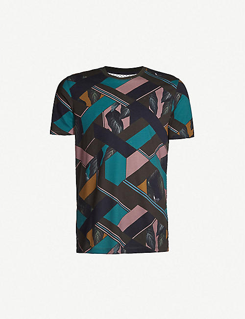 6e25a6e505a96d TED BAKER - T-Shirts - Tops   t-shirts - Clothing - Mens ...
