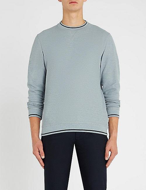 1a2e6ae0d TED BAKER - Sweatshirts - Tops   t-shirts - Clothing - Mens ...