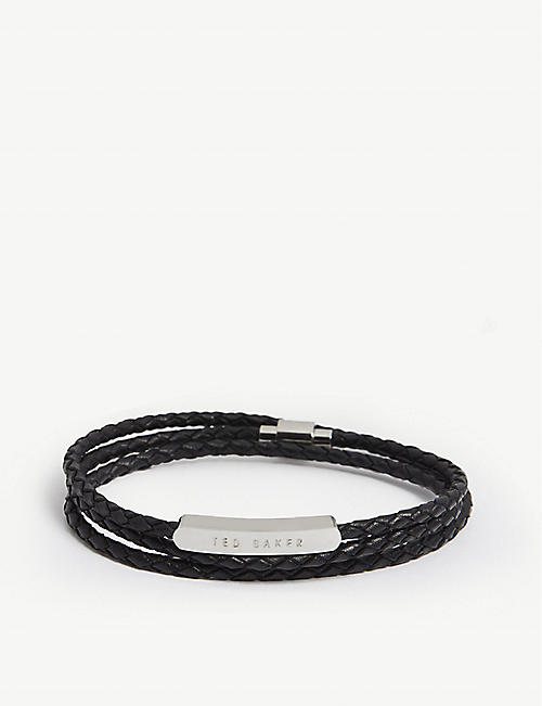 c01df04348bb6 TED BAKER - Bracelets - Jewellery - Accessories - Mens - Selfridges ...