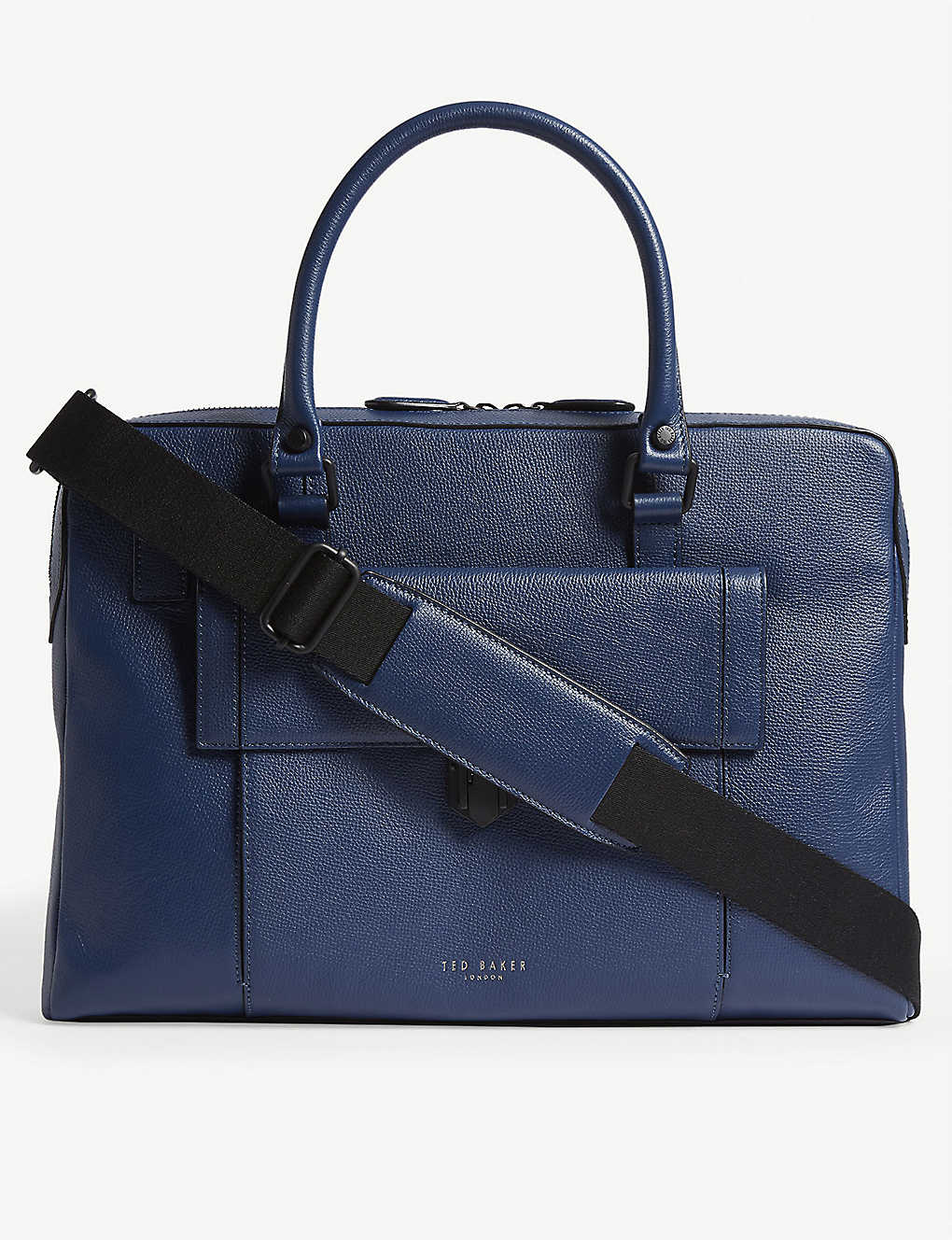 8c179ae5b5 TED BAKER - Leather document bag | Selfridges.com