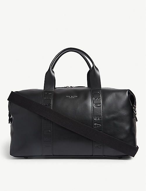 82526c9fe TED BAKER Moral faux-leather holdall