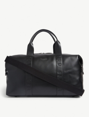 TED BAKER Moral faux-leather holdall