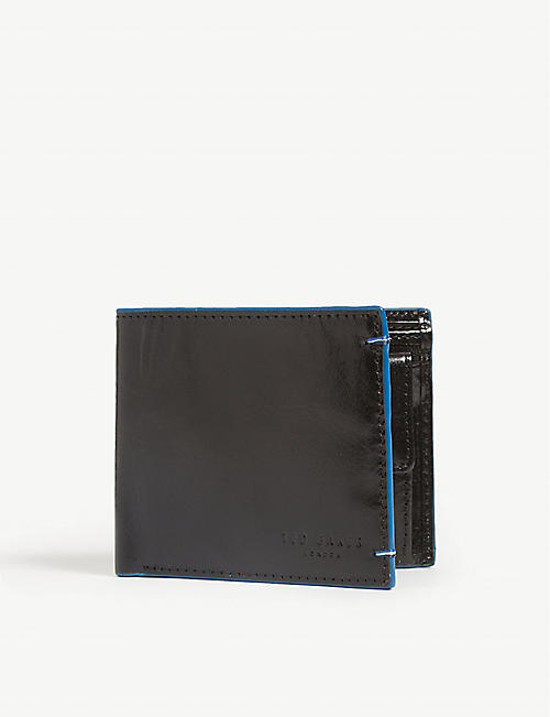 71c1d0569bd79 TED BAKER Chicoin leather billfold wallet