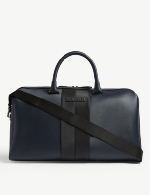 TED BAKER Twill holdall