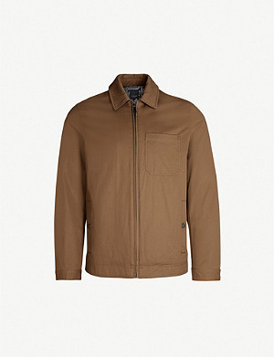 TED BAKER Samba Harrington cotton jacket