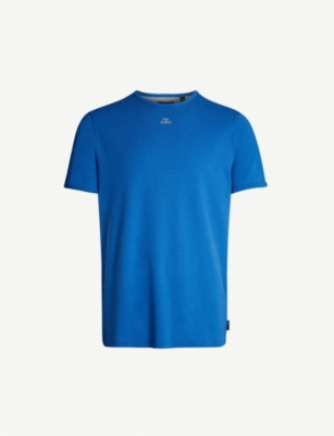 TED BAKER Anniversary cotton-jersey T-shirt
