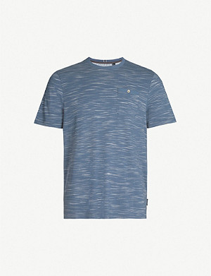 TED BAKER SKALES cotton-jersey T-shirt