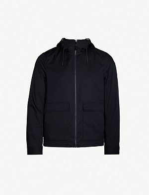 TED BAKER Tolido hooded shell jacket