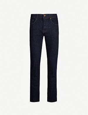 TED BAKER Jinsey regular-fit straight jeans