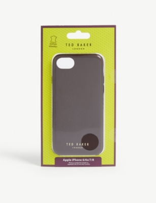 TED BAKER Midoco iPhone 6/7/8 leather clip case