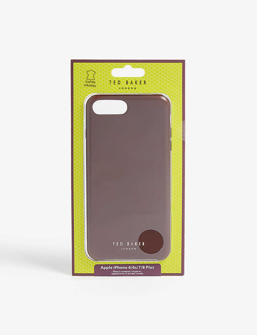 TED BAKER: iPhone 6/7/8 clip case