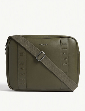TED BAKER Despatch messenger bag