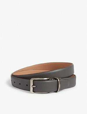 TED BAKER Olivio leather belt