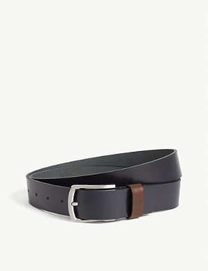 TED BAKER Parmar leather belt