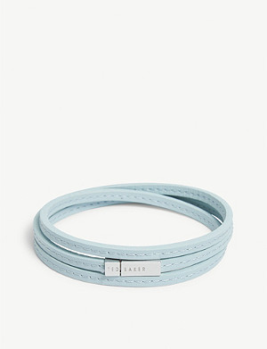 TED BAKER Leather wrap leather