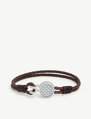 TED BAKER Metta twisted bracelet