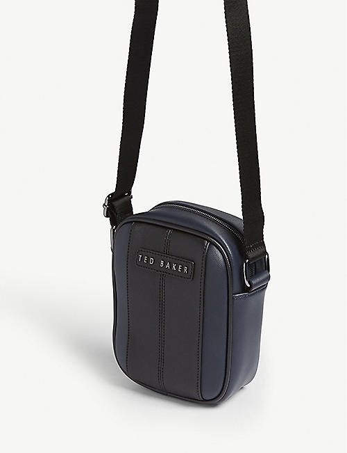 TED BAKER Freezee mini flight bag