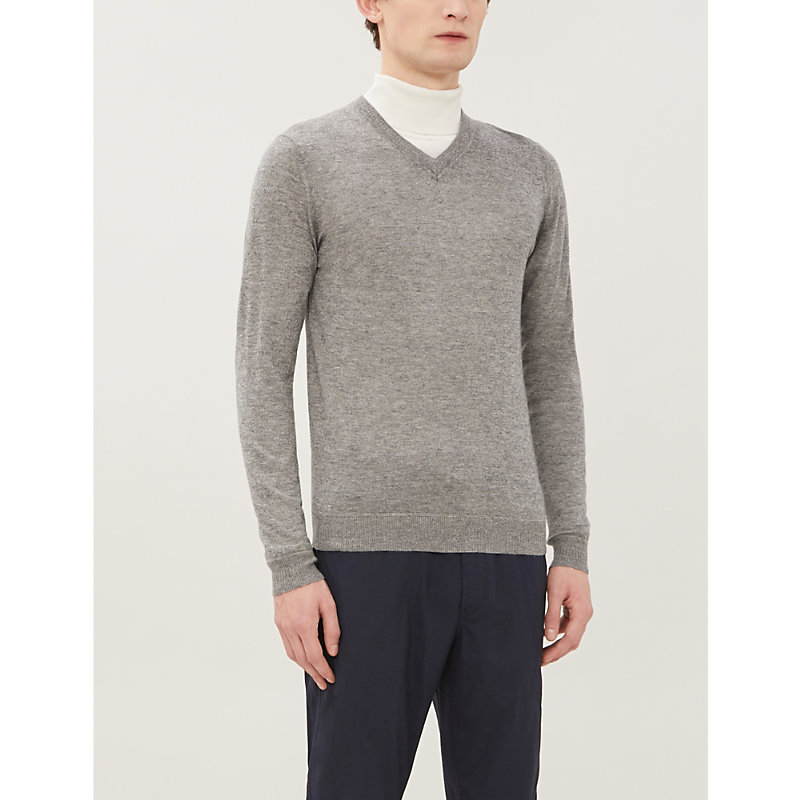 Ted Baker MINVEE STRETCH-KNIT JUMPER