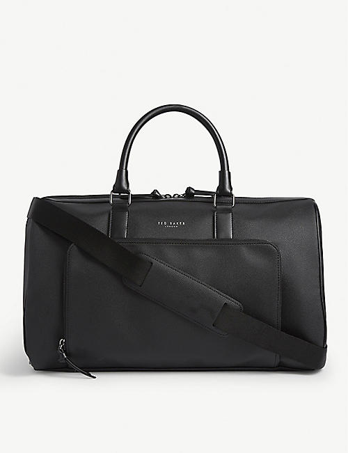 TED BAKER Ander pebbled holdall