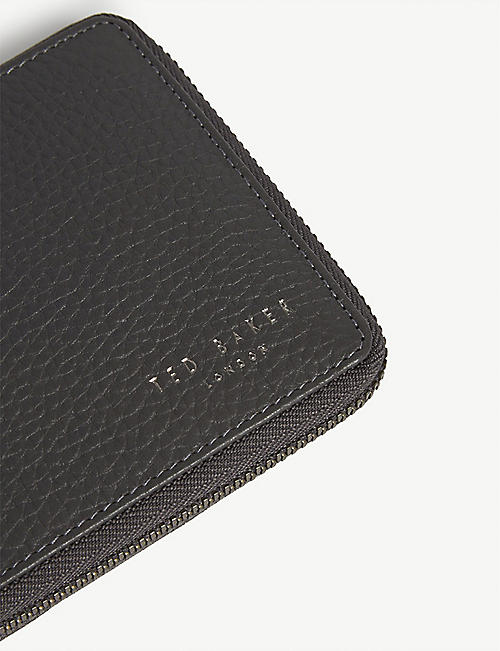 TED BAKER Leather Warner wallet