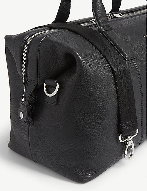 TED BAKER Bagatron leather holdall