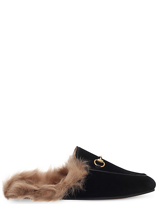 GUCCI - Slippers - Flats - Womens - Shoes - Selfridges  0607c012d5