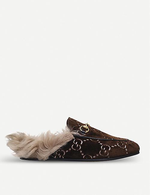 214fcc81d68 GUCCI - Mules - Womens - Shoes - Selfridges