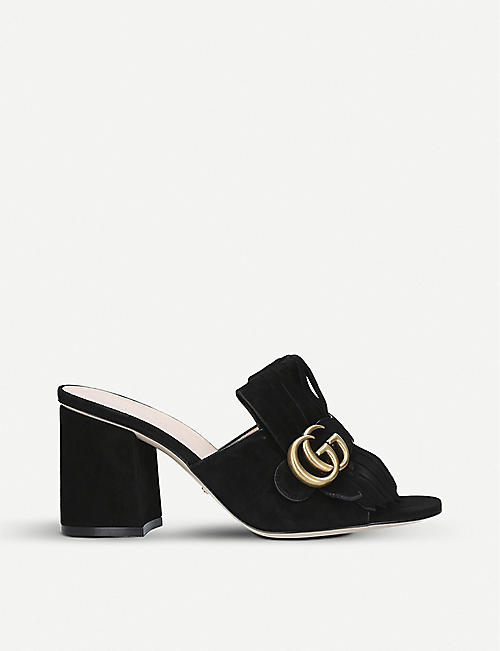 d2a57ed9a GUCCI - Womens - Shoes - Selfridges | Shop Online