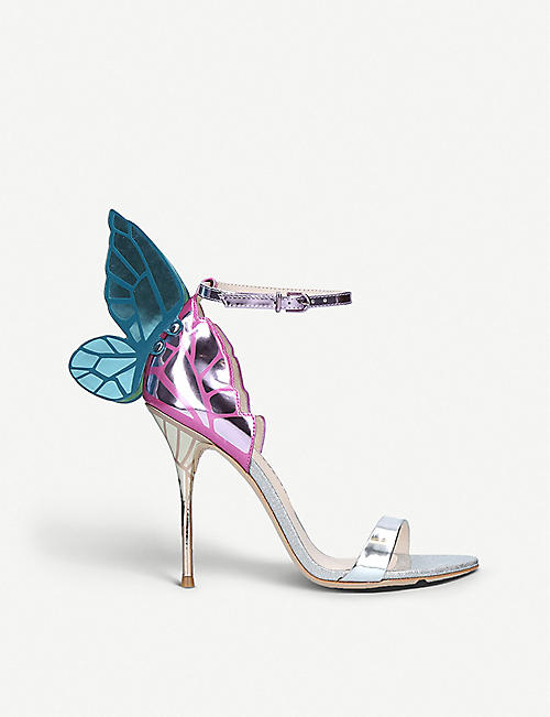 5cc0b0f994a SOPHIA WEBSTER Chiara winged leather sandals