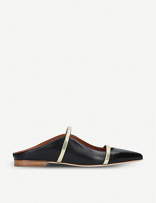 7eeb1cef2523 MALONE SOULIERS Maureen leather flats