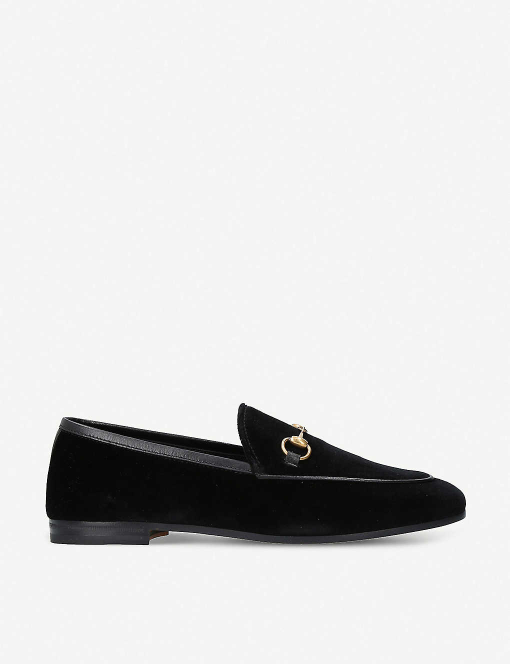 1b34e2cd2c Jordaan velvet loafers