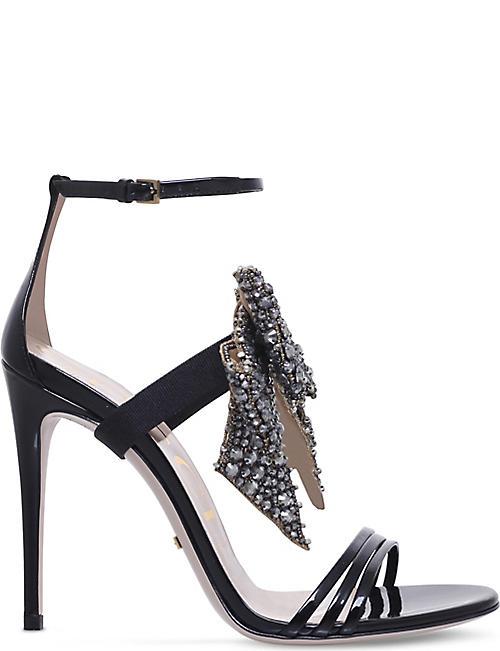 26485689f01 GUCCI - Sandals - Heels - Womens - Shoes - Selfridges