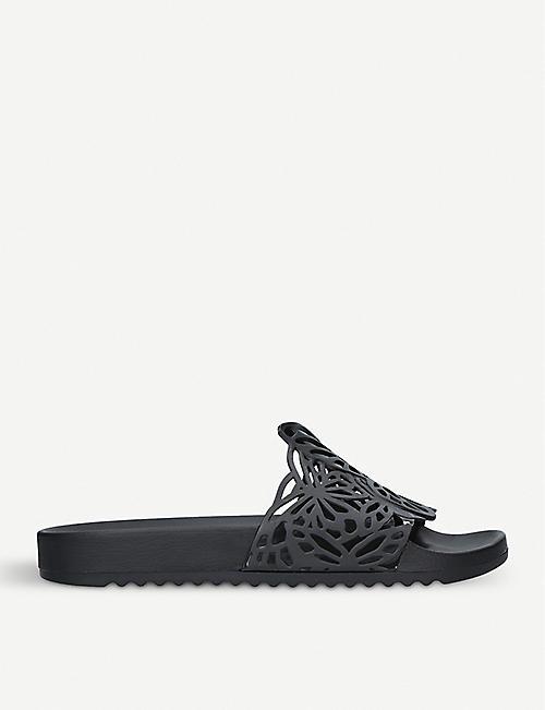 185c919f72bc SOPHIA WEBSTER Lia rubber slider sandals