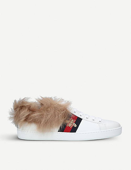 37f63ce87a60 GUCCI - Womens - Shoes - Selfridges