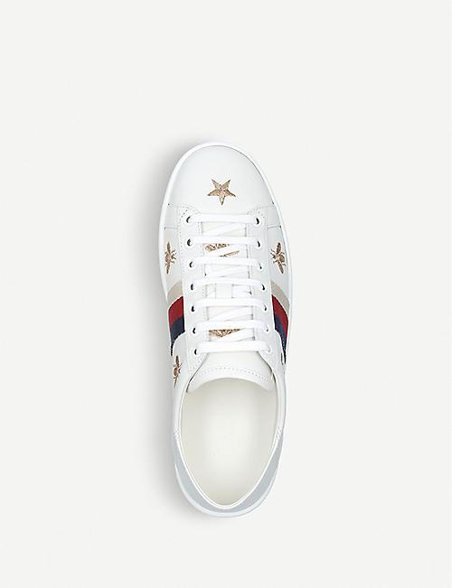 c4c947ead Gucci Shoes - Men's & Women's trainers, loafers & more | Selfridges
