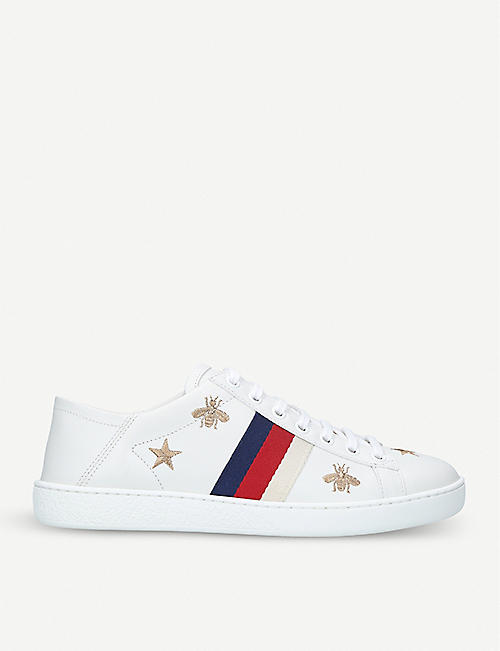 2bbc9b0d510 GUCCI - Trainers - Womens - Shoes - Selfridges