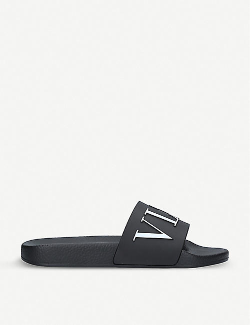 VALENTINO Valentino rubber pool sliders