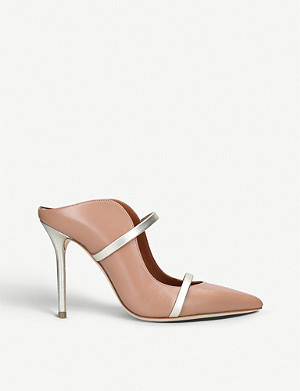 MALONE SOULIERS Maureen 100-161 leather flats