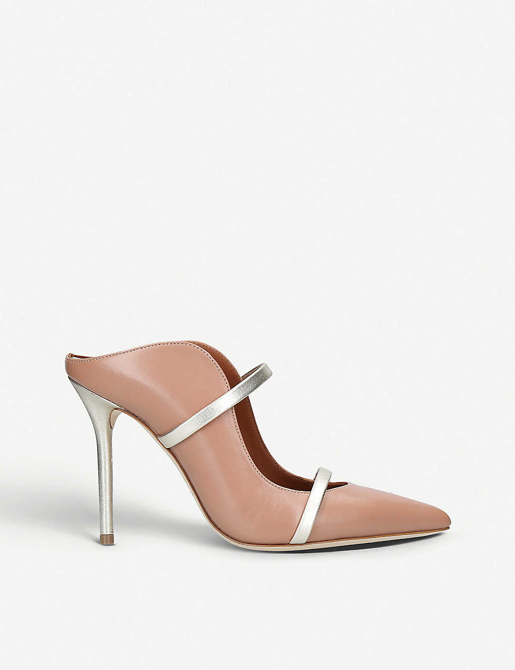 MALONE SOULIERS: Maureen 100-161 leather flats