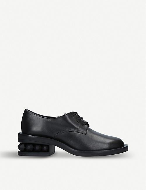 8fee1a475b39 NICHOLAS KIRKWOOD Suzi leather derby shoes