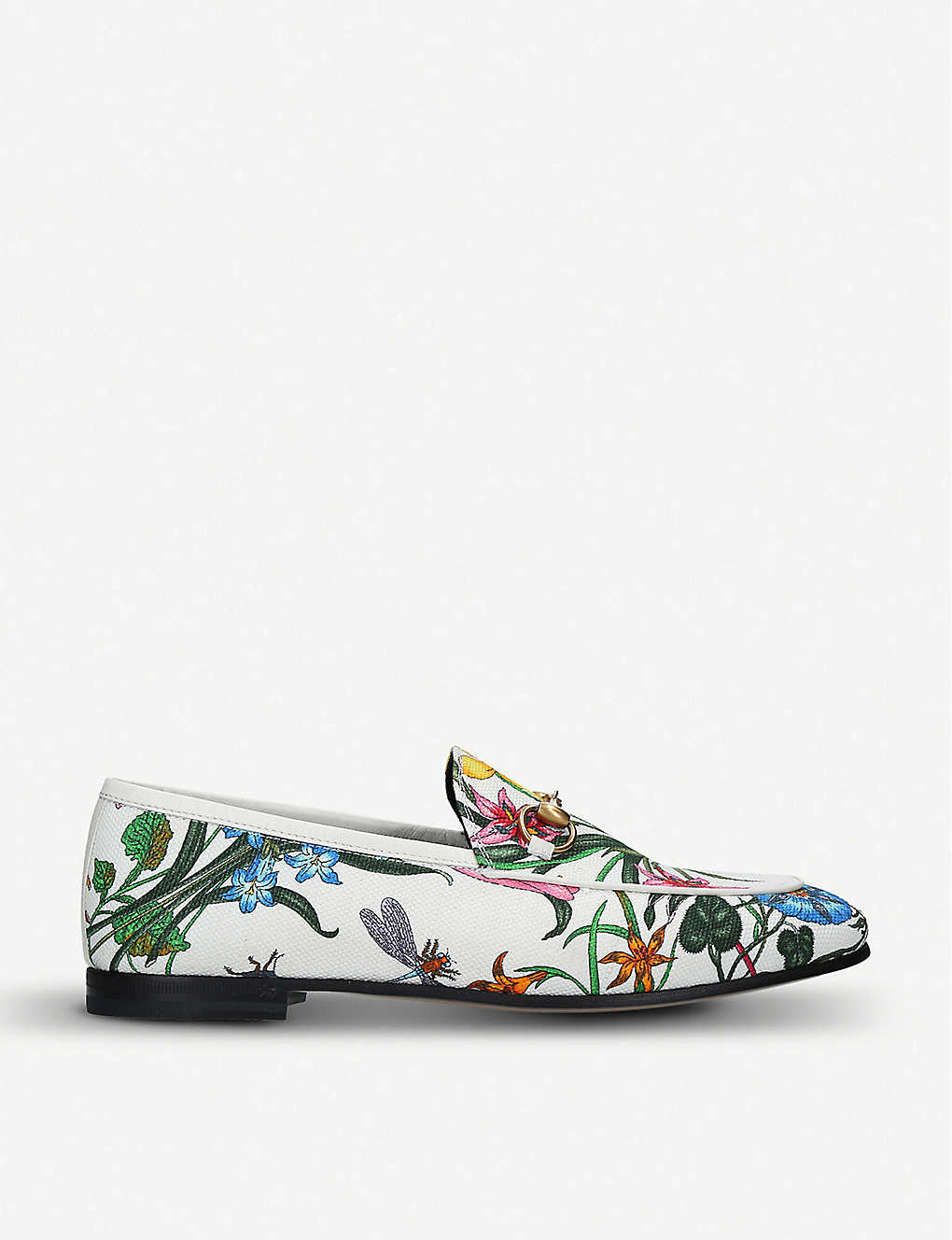 6f51d60f305 Jordaan canvas loafers - White ...