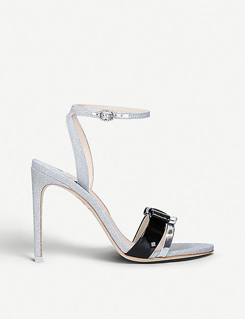 23571528515 SOPHIA WEBSTER Andie Bow leather sandals