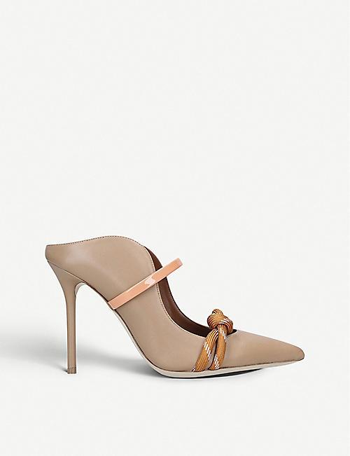 9b918fa0ca6b MALONE SOULIERS Farrah Luwolt leather mules