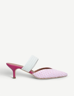 MALONE SOULIERS Maisie leather mules