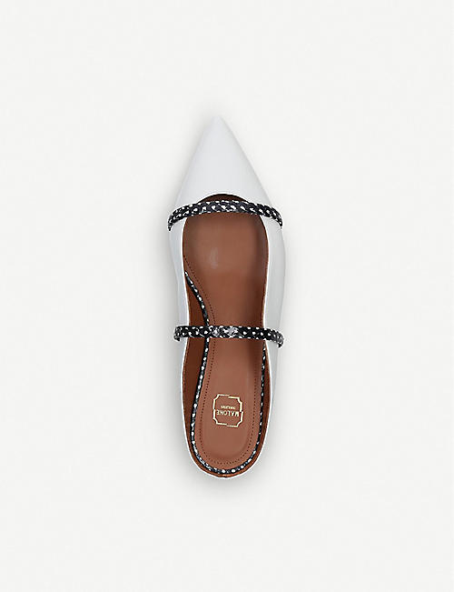 MALONE SOULIERS Maureen Luwolt leather flats