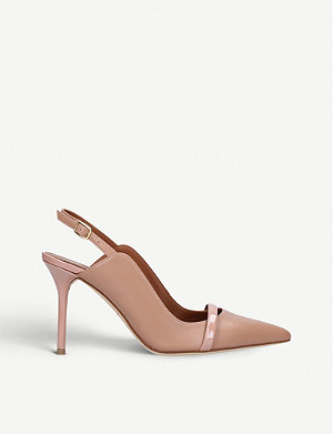 MALONE SOULIERS Marion Luwolt 85-2 leather courts