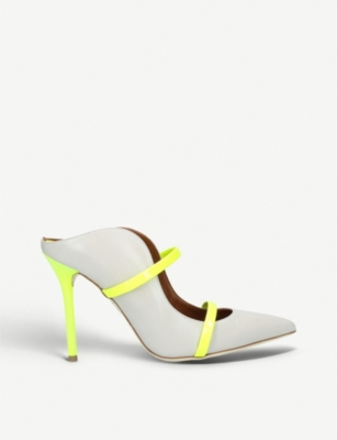 MALONE SOULIERS Maureen Luwolt 100 leather mules