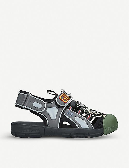 1e8229635 GUCCI - Sandals - Womens - Shoes - Selfridges | Shop Online