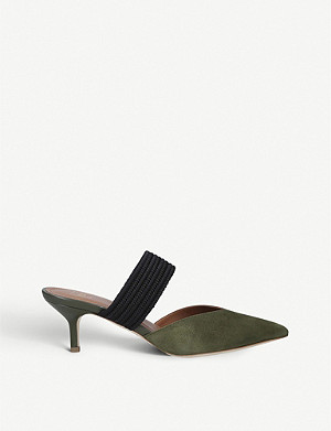 MALONE SOULIERS Maisie 45 suede mules