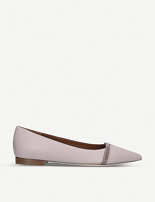 MALONE SOULIERS Maybelle leather flats